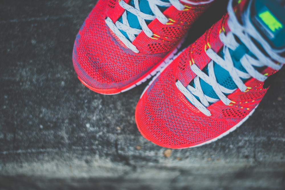 Nike Free Flyknit Chukka Bright Crimson 6 1000x667
