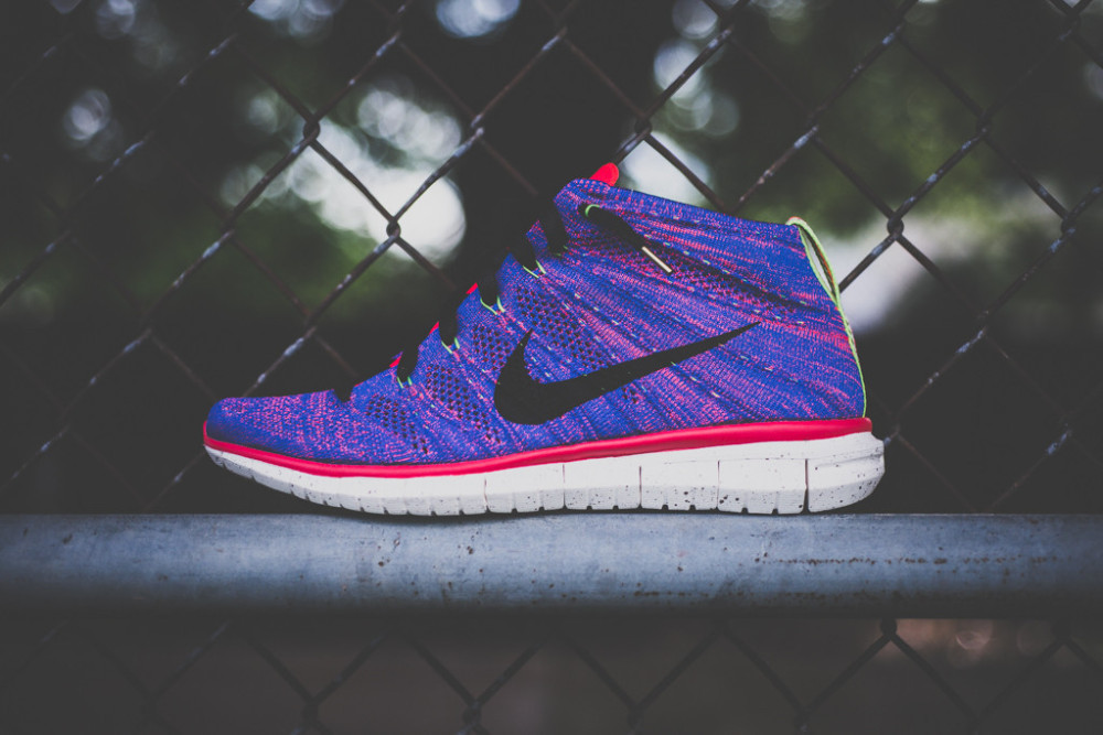Nike Free Flyknit Chukka Mercurial Collection 1 1000x667