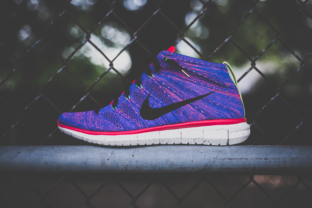 Nike Free Flyknit Chukka Mercurial Collection 1