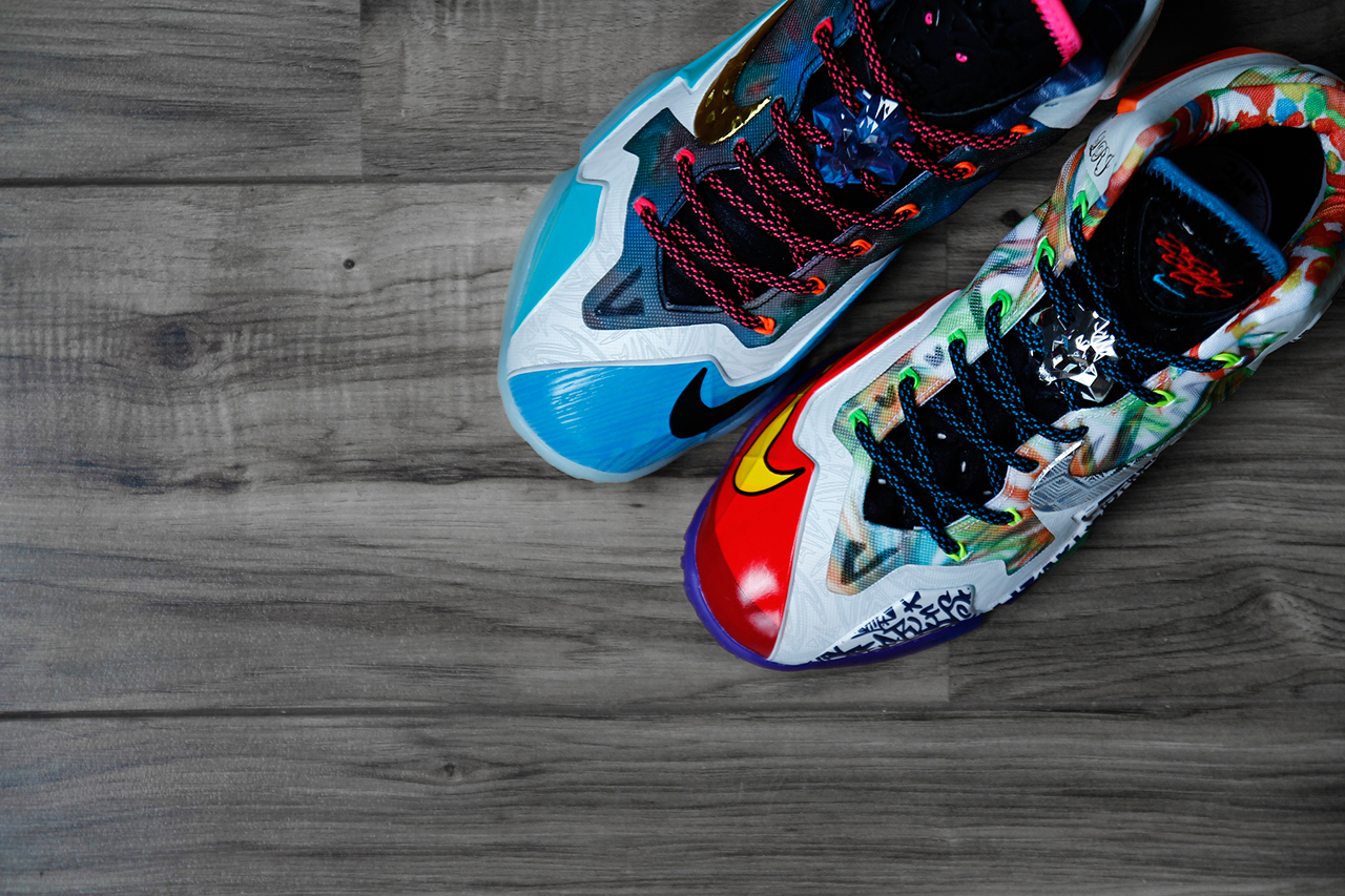 Nike LeBron 11 What the LeBron 3