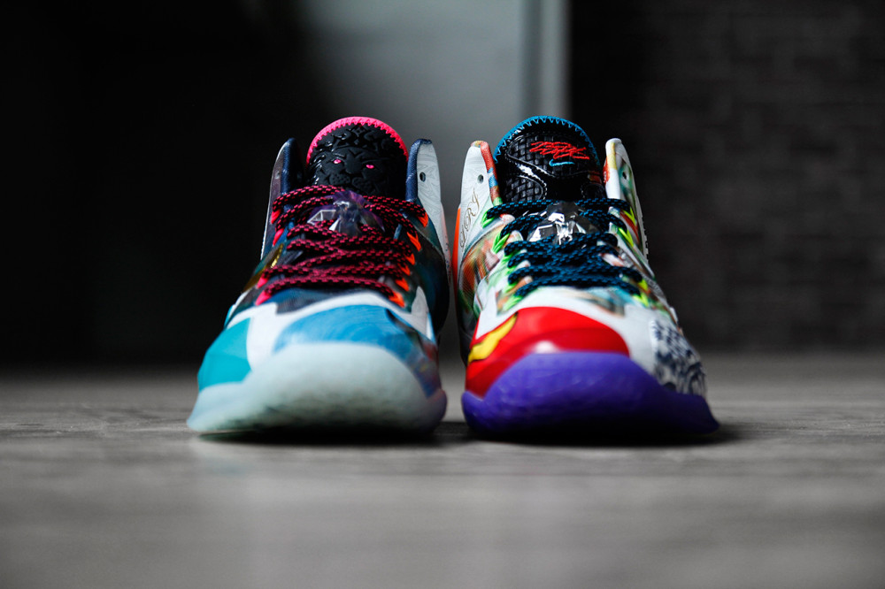 Nike LeBron 11 What the LeBron 6 1000x666