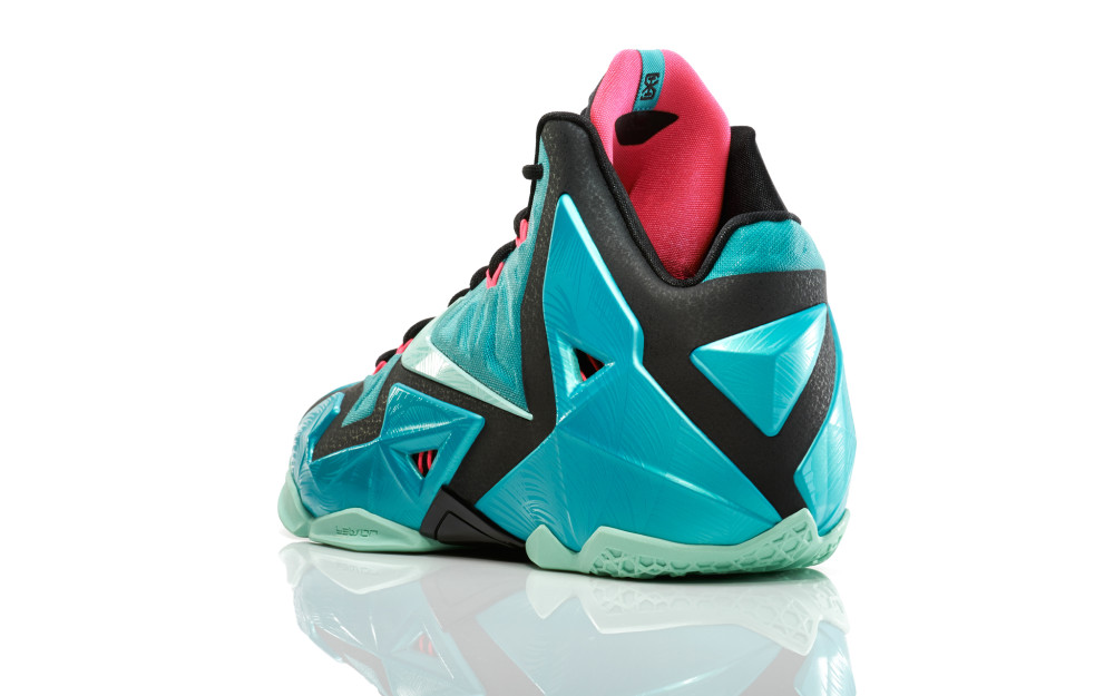 Nike Lebron 11 South Beach 2 1000x625