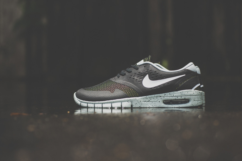 Nike SB Koston 2 Max Black 1