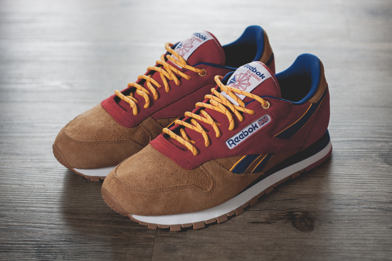 SNIPES x Reebok Classic Leather Review Camp Out 1