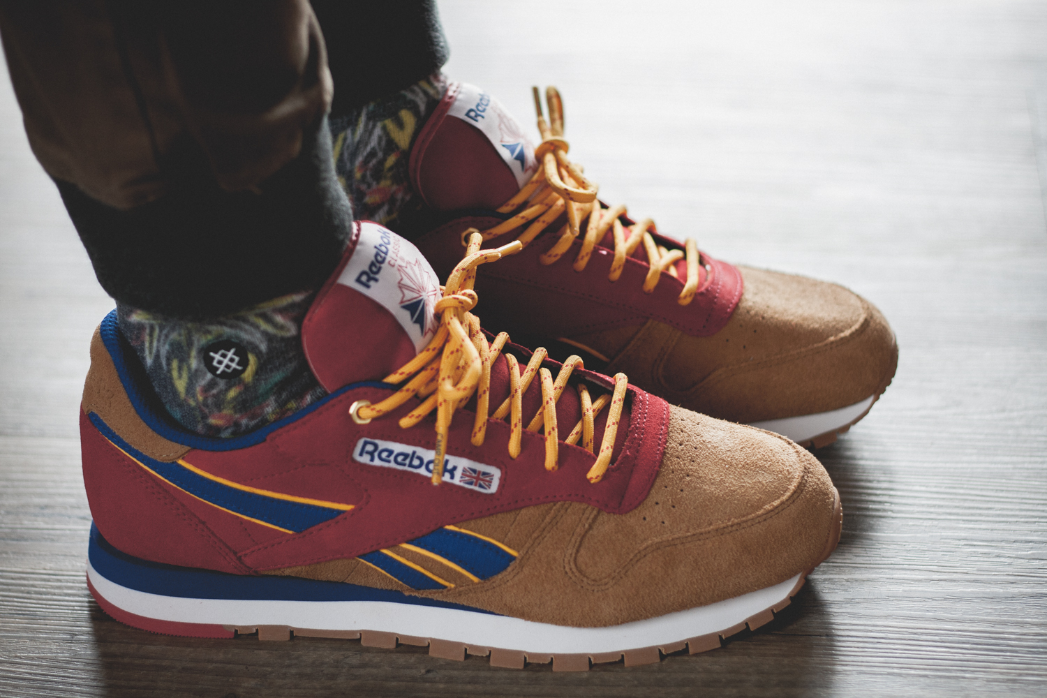 """SNIPES x Reebok Classic Leather """"Camp Out"""" Review"""