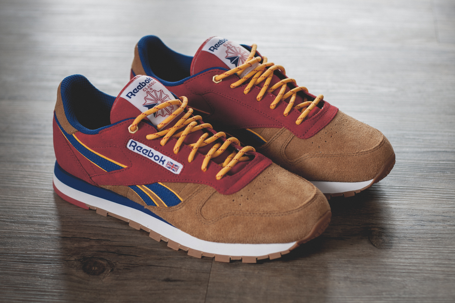 reputable site 09230 94e5e ... SNIPES x Reebok Classic Leather Review Camp Out 3 .