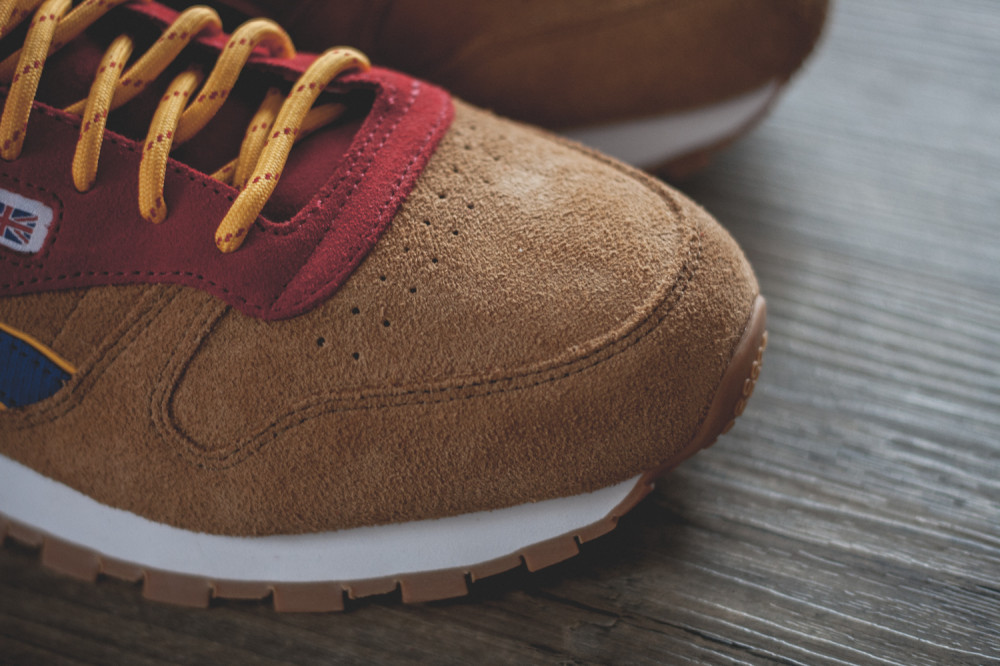 SNIPES x Reebok Classic Leather Review Camp Out 6 1000x666