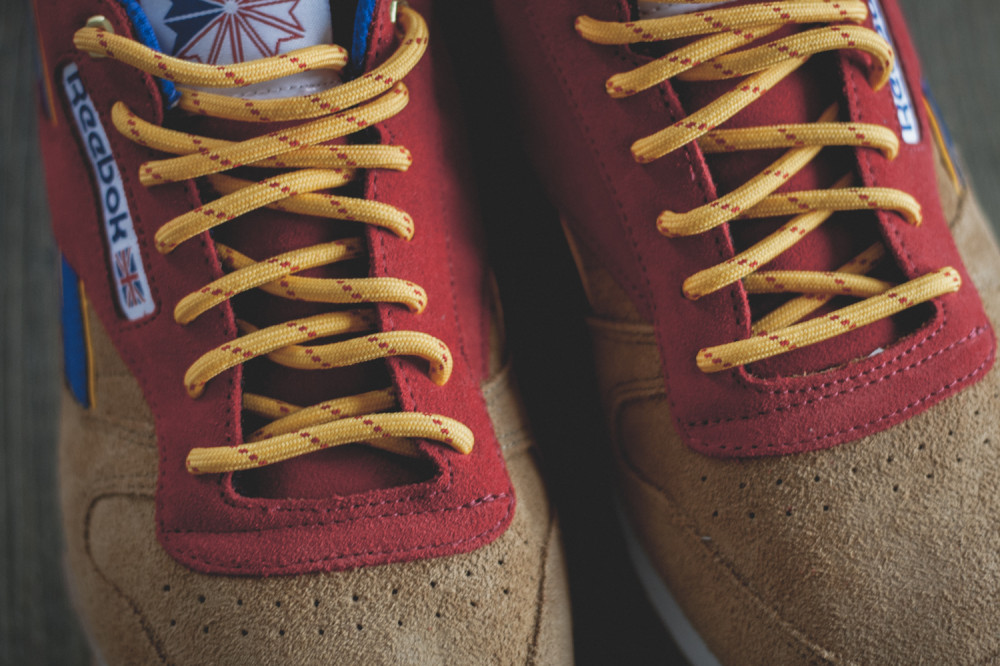 SNIPES x Reebok Classic Leather Review Camp Out 8 1000x666