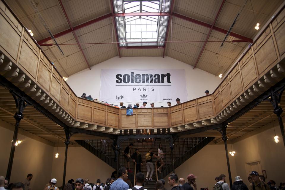 Solemart Paris Summer 2014 Photo Recap 1