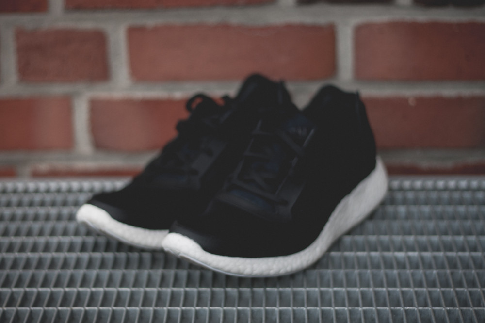 adidas Pure Boost Black 2 1000x666