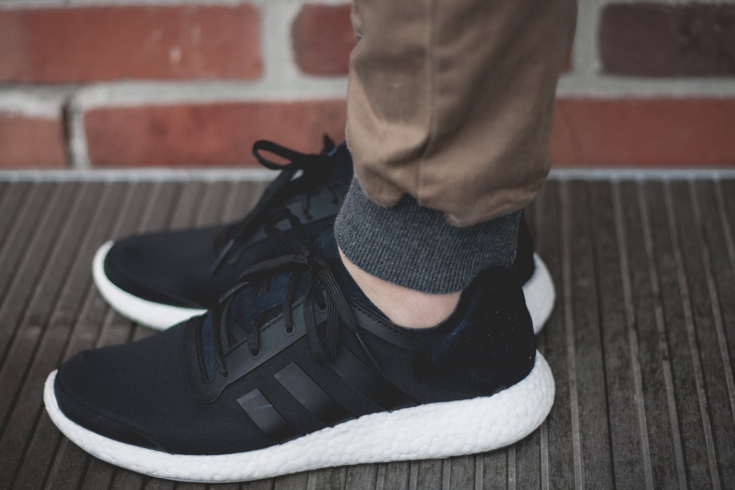 adidas Pure Boost Black 8