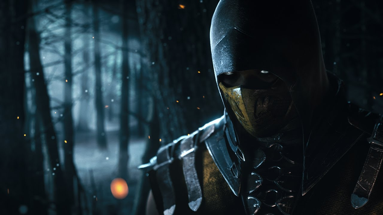 mortal kombat x trailer