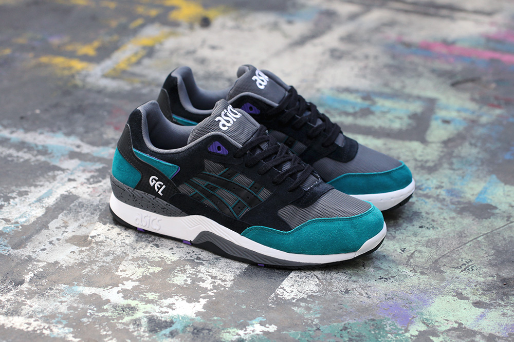 ASICS GT Quick Black Shaded Spruce 1