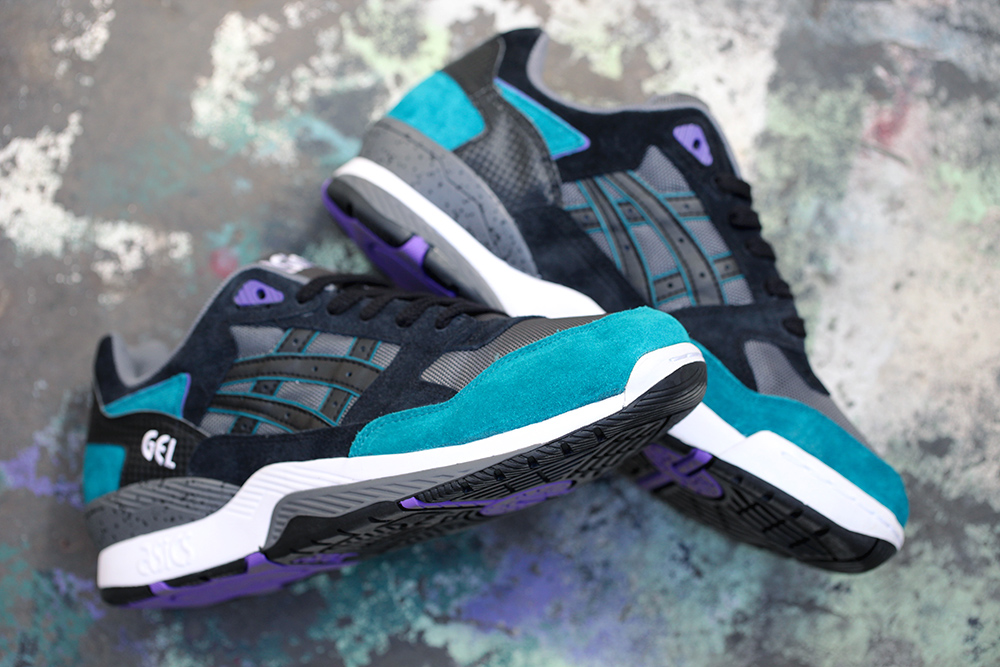 ASICS GT Quick Black Shaded Spruce 4