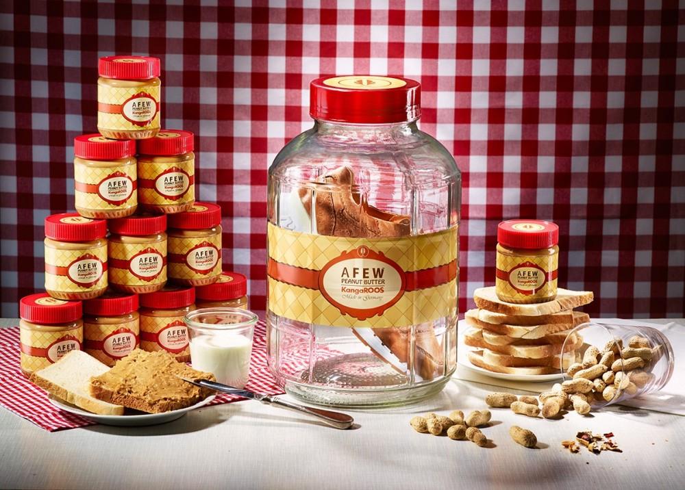 Afew x KangaROOS Coil R1 Peanut Butter Teaser 1000x716