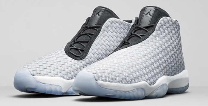 Air Jordan Future Premium Metallic Silver 1