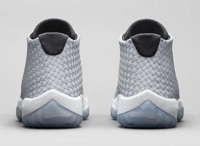 Air Jordan Future Premium Metallic Silver 5