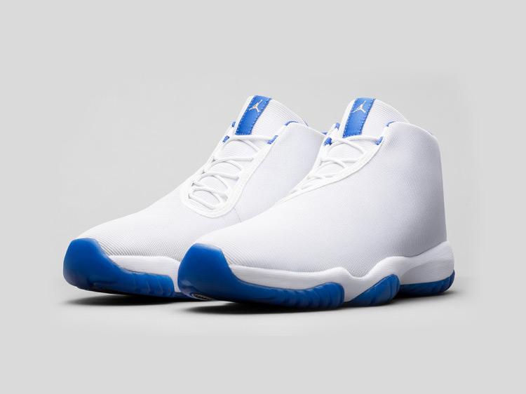 Air Jordan Future Sport Blue 1