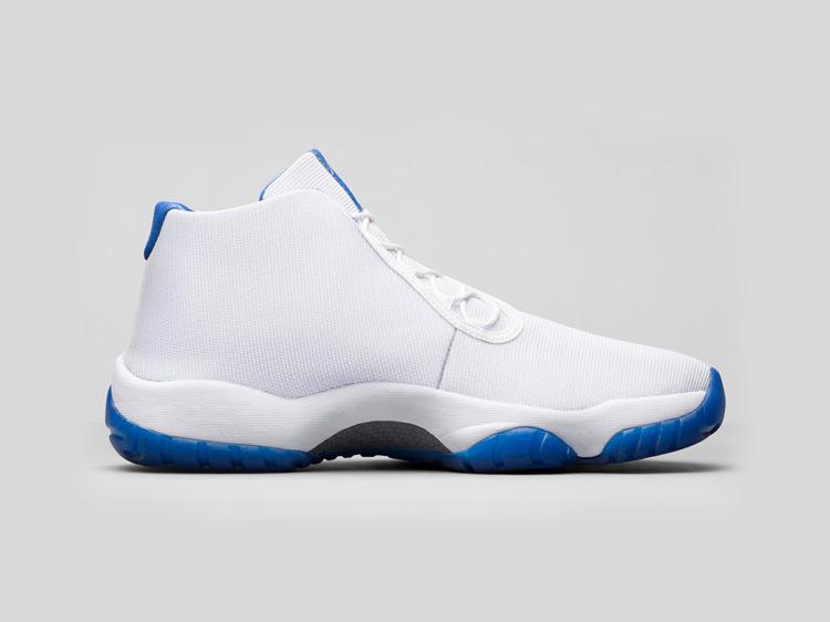 Air Jordan Future Sport Blue 3
