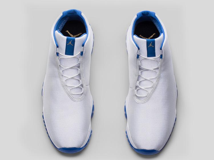 Air Jordan Future Sport Blue 4