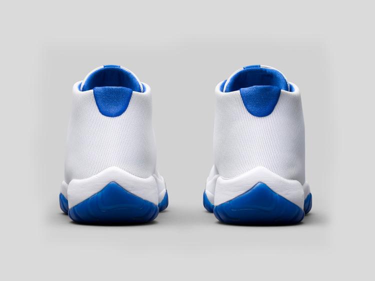 Air Jordan Future Sport Blue 5