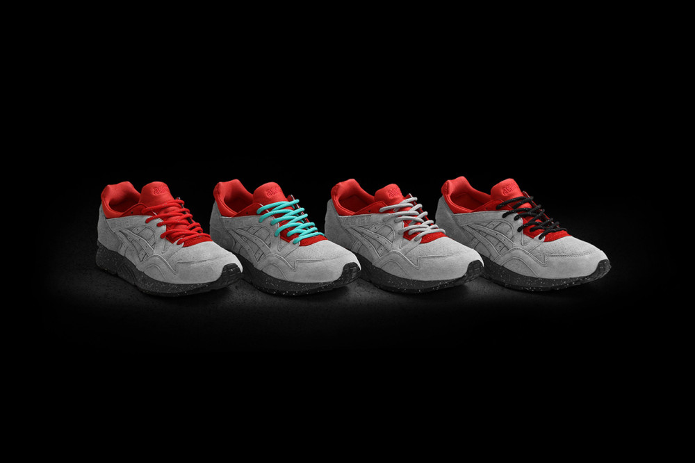 Concepts x ASICS Gel Lyte V Grey Red 3 1000x666