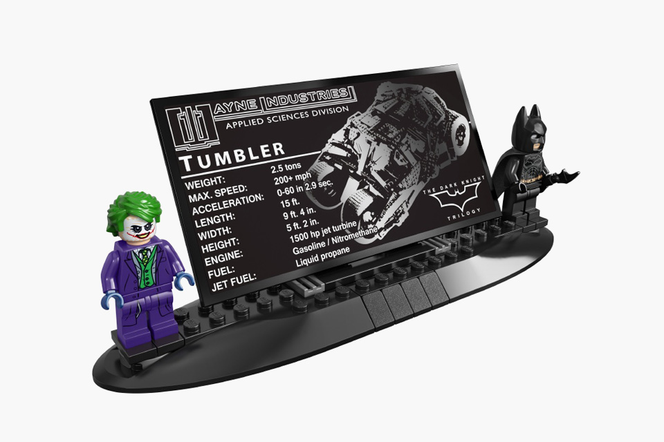 LEGO The Dark Knight Collection 4