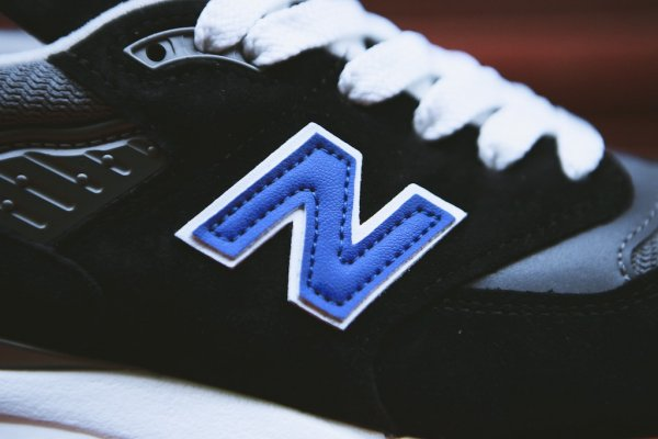 NEW BALANCE M998HL Black White 11