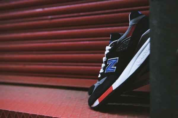 NEW BALANCE M998HL Black White 16