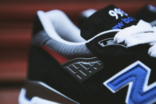 NEW BALANCE M998HL Black White 17
