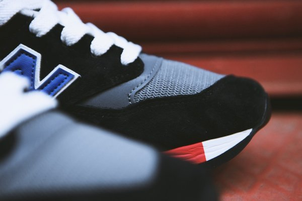 NEW BALANCE M998HL Black White 2