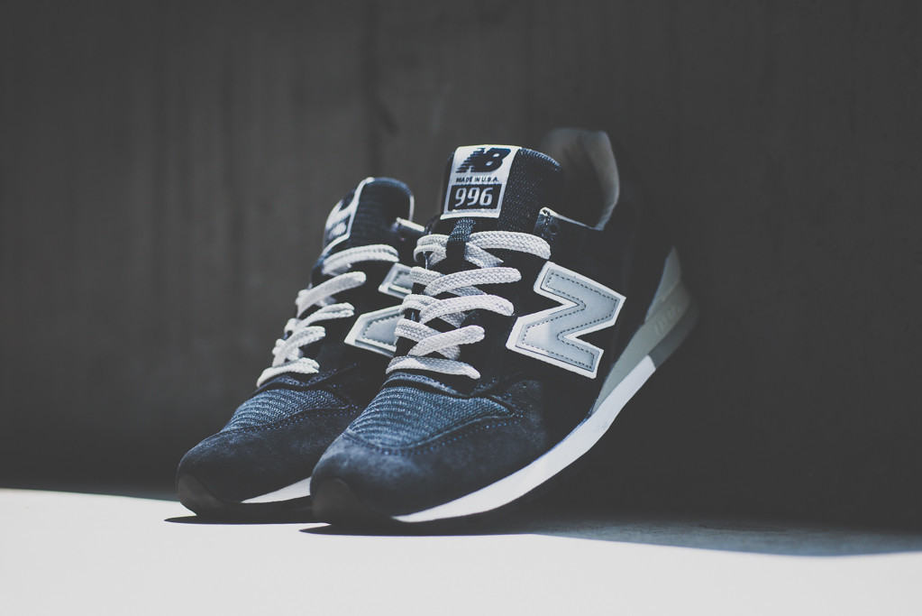 New Balance M996NAV Distinct Collection 7