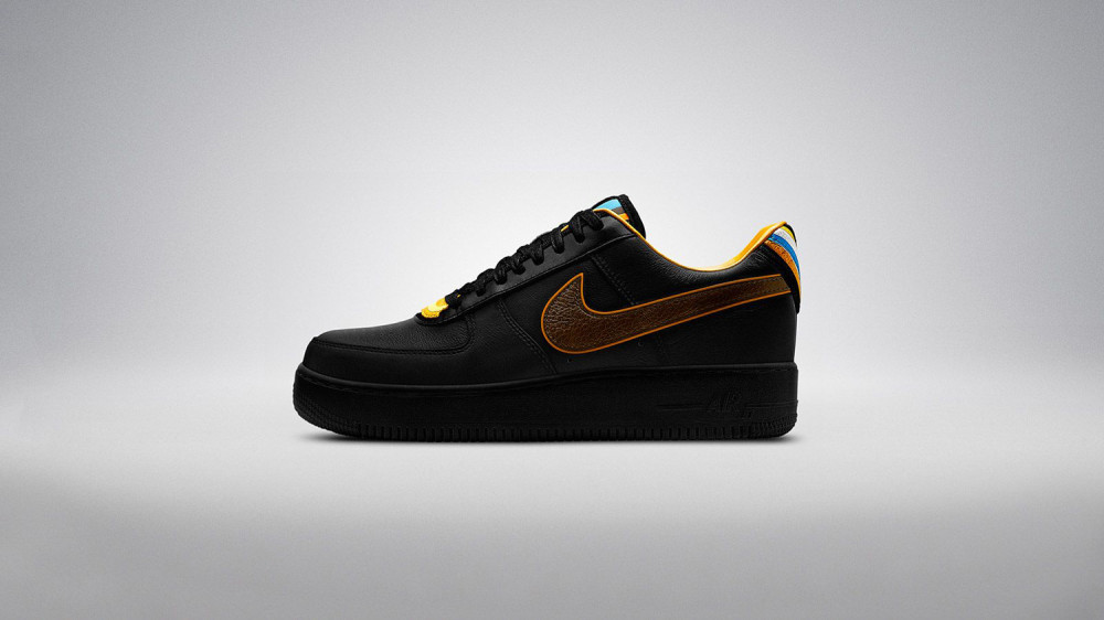 Nike +R. T. Air Force 1 Collection 1 1000x562