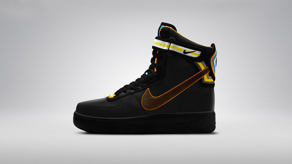 Nike +R. T. Air Force 1 Collection 2 1000x562