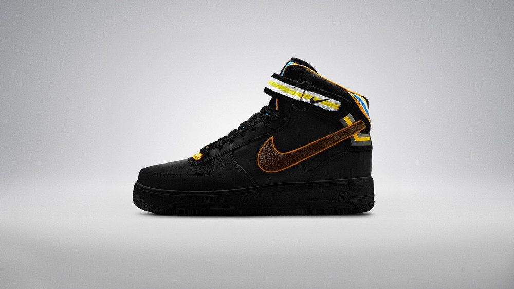 Nike +R. T. Air Force 1 Collection 3 1000x562
