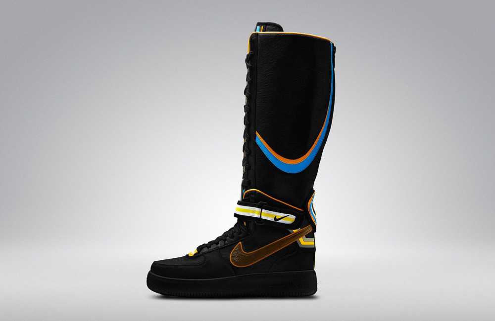 Nike +R. T. Air Force 1 Collection 4 1000x650