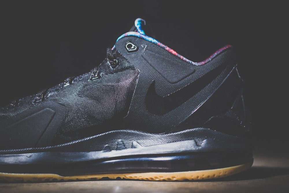 Nike Air Max LeBron XI Low Black Gum 5 1000x667