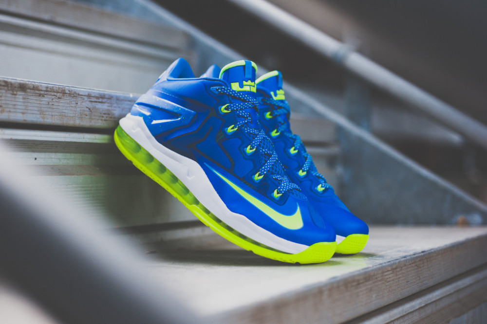 Nike Air Max LeBron XI Low Sprite 1 1000x666