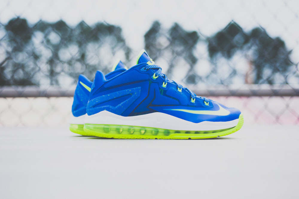 Nike Air Max LeBron XI Low Sprite 2 1000x666