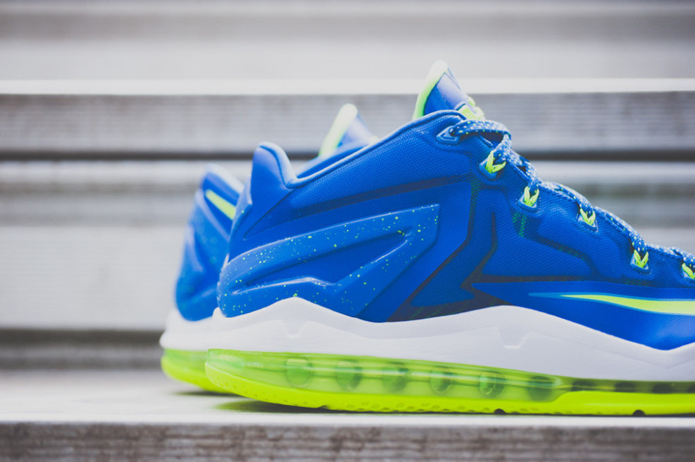 Nike Air Max LeBron XI Low Sprite 6 1000x666