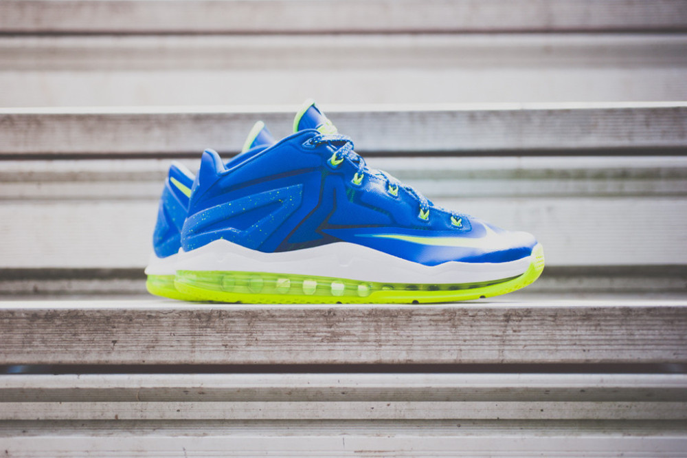 Nike Air Max LeBron XI Low Sprite 8 1000x666