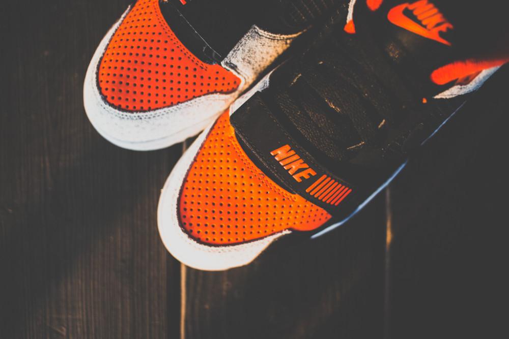 Nike Air Trainer 2 Premium Black Team Orange 3 1000x667