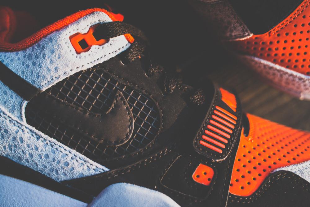 Nike Air Trainer 2 Premium Black Team Orange 6 1000x667