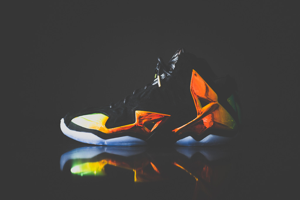 Nike LeBron 11 EXT Kings Crown 1