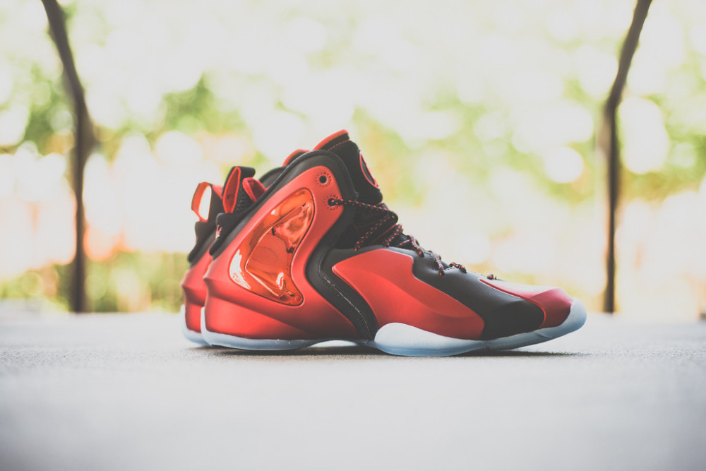 Nike Lil Penny Posite University Red 2 1000x667