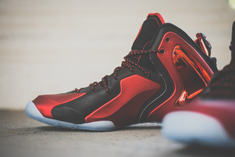 Nike Lil Penny Posite University Red 6 1000x667