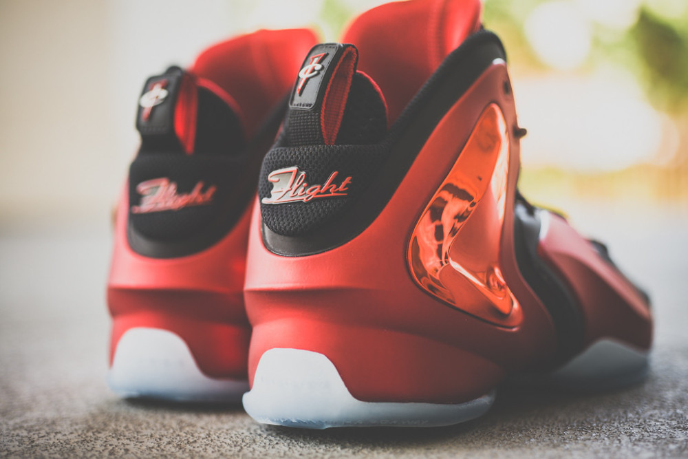 Nike Lil Penny Posite University Red 7 1000x667
