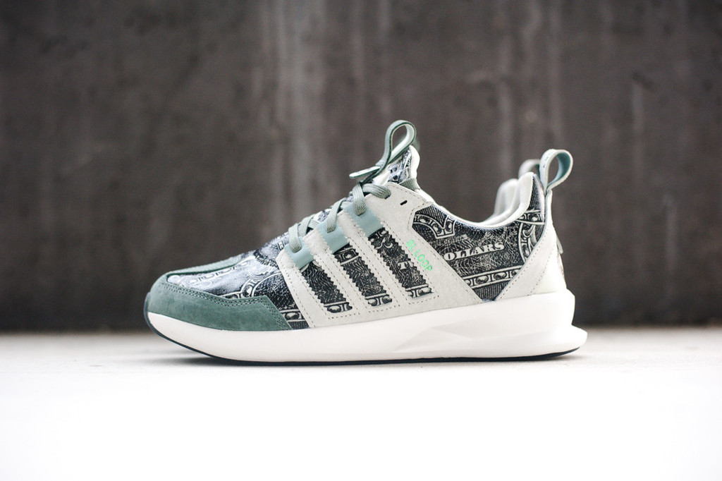 Wish x adidas SL Loop Runner Independent Currency 1