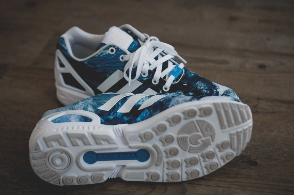 off61 buy adidas zx flux ocean for sale free shipping. Black Bedroom Furniture Sets. Home Design Ideas