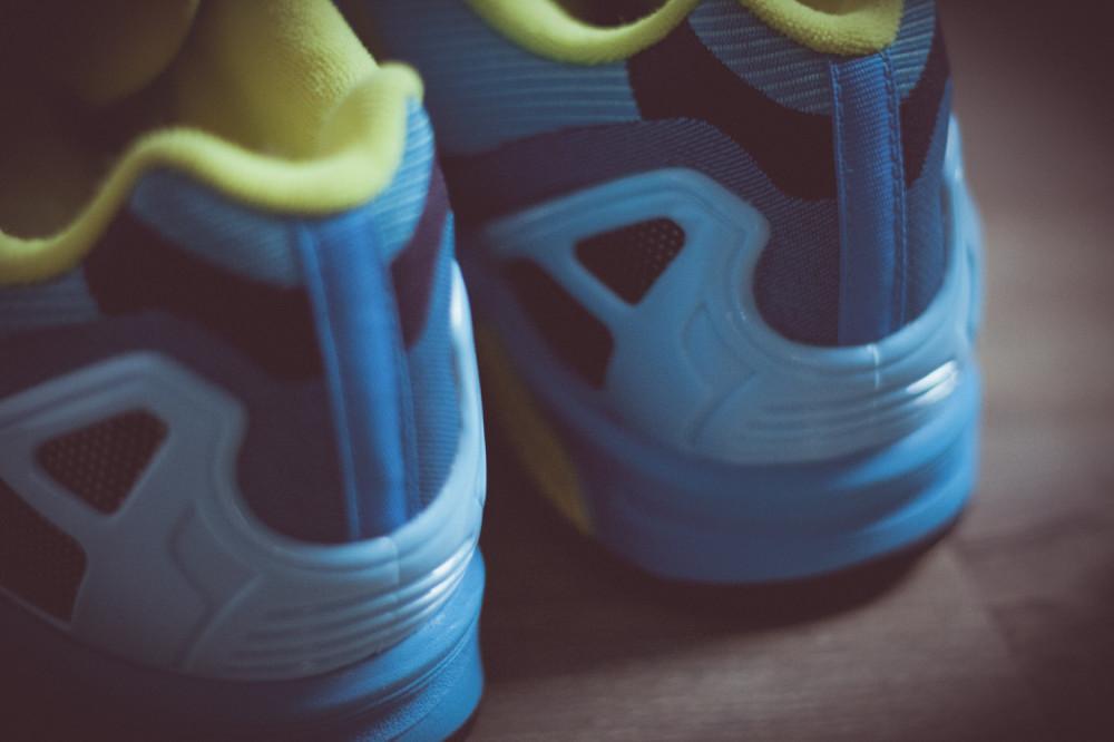 adidas Originals ZX FLUX Weave Aqua Review 7 1000x666
